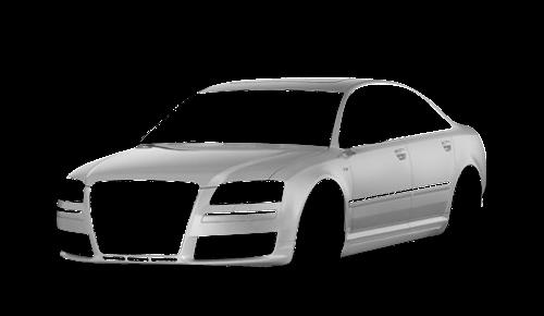 Цвета кузова S8
